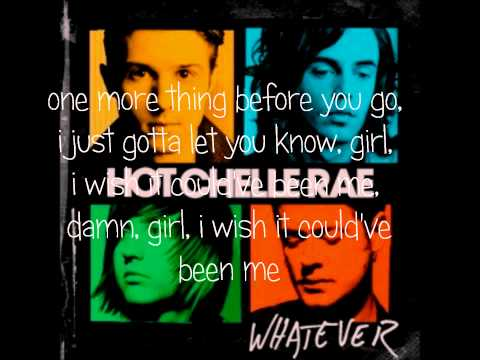 Hot Chelle Rae - I Wish