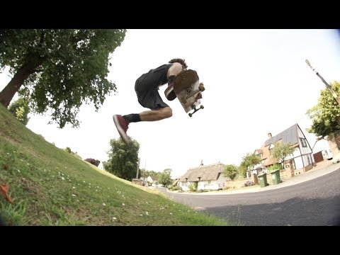Go Skate Day! Off The Grid - Ellis Frost