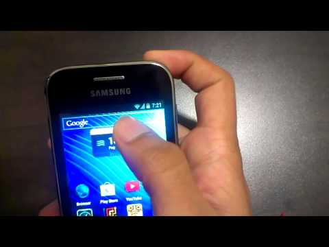 Samsung Galaxy Discover Review (2)