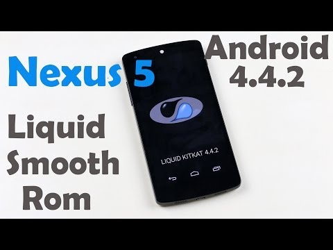 Nexus 5 - Liquid Smooth ROM : Review