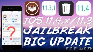 iOS 11.3.x/11.4.x JAILBREAK UPDATE: SemiRestore 11 / Rollectra / Sileo (Cydia Soon To Be Replaced)