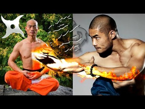 Top 3 Shaolin Monks - Sifu Shi Yan Ming, Yi Long, Wang Bo☯World's Mysterious Living Qi Gong Legends!