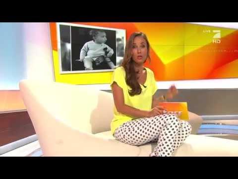 Annemarie Carpendale - Taff am 02.09.2014 HD