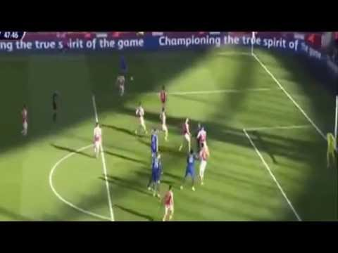 Arsenal vs Everton 2-0 2015 - All Goals Full Highlights - 01/03/2015 ◄ High Quality