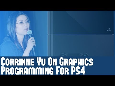 http://www.redgamingtech.com/corrinne-yu-ps4-graphics-programming-coding-to-metal/ http://www.facebook.com/redgamingtech - Follow us on Facebook! Corrinne Yu...