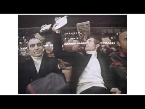 King Killy - Jean-Claude Killy à Grenoble en 1968