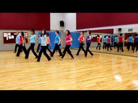 My Spanish Love - Line Dance (Dance & Teach in English & 中文)