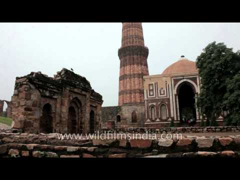 Qutub Minar - tallest minaret in India