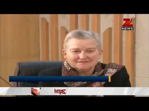 US envoy Nancy Powell meets Narendra Modi