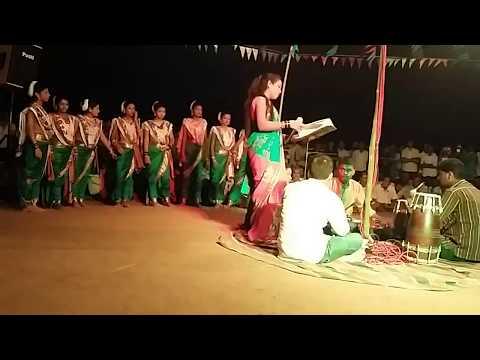 Sangita Panchal ( किसन कला मंच मुंबई )