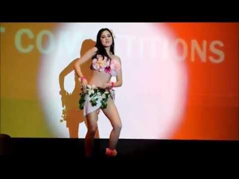 Pearly Shells (tiny Bubbles Remix) & Tahitian Dance (mutya Ng Pilipinas Uk 2015) video