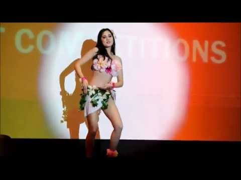 Pearly Shells (tiny Bubbles Remix) & Tahitian Dance (mutya Ng United Kingdom 2015) video