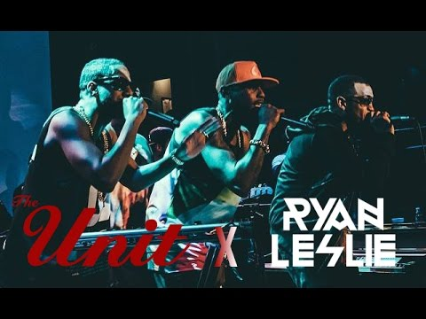 "Fabolous Performs ""Start It Up"" With Ryan Leslie And Lloyd Banks"