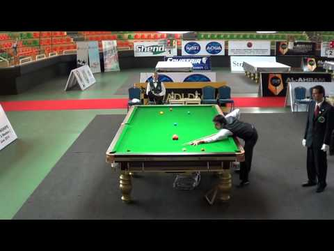 6Reds Quarter Final Frame: Rodney Goggins vs. Pankaj Advani