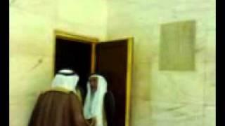 تصوير نادر للكعبة المشرفة من الداخل Rare view of inside The Kabbah