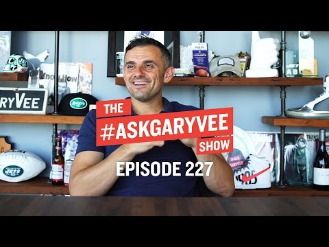 Young Garyvee, Meditation For Self Awareness & Marketing Print Magazines | #AskGaryVee Episode 227