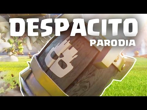 DESPACITO (PARODIA DE CLASH ROYALE) | Despacito - Luis Fonsi Ft. Daddy Yankee | GiovaGames