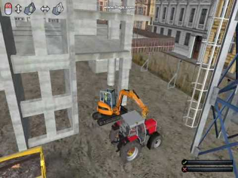 Tractor Trailer Games >> Demolition Company New Mods In-Game, Tractor, Trailer, Hitachi Digger - YouTube