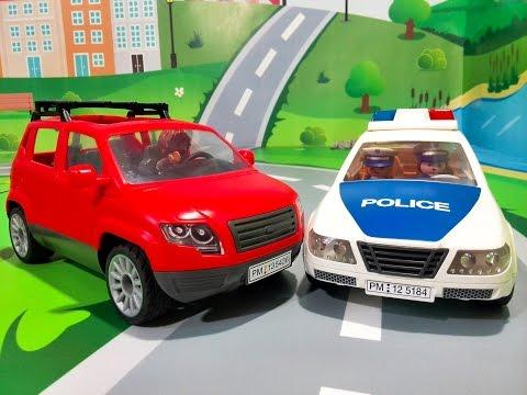 Мультики Про машинки все серии подряд. Мультфильм Полицейские машины. Развивающие мультики для детей