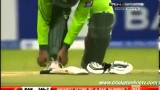 abdul razaq century against south africa