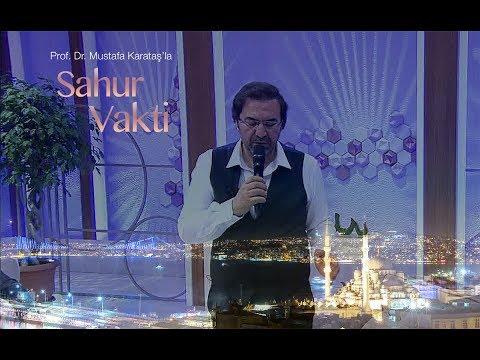 Sahur Vakti 12. Bölüm- Mustafa Demirci / Nice Feryad Edip