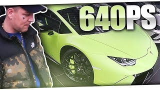 Neues Auto | Lamborghini Huracán Performante | MontanaBlack
