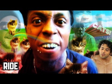 Auto Tuned: Lil Wayne, P-Rod, Bam Margera, Tyler The Creator and More! - Warm Apple Pie