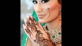 Mehndi Designes For Girls - 2017