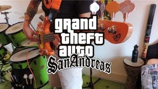 GTA San Andreas Theme Song Cover (All Instruments)