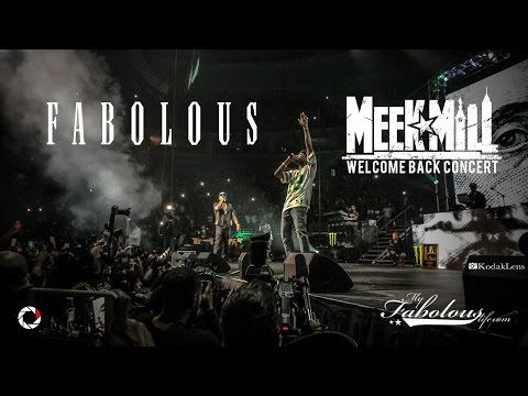 Video: Fabolous Live Performance At Meek Mill Welcome Back Concert