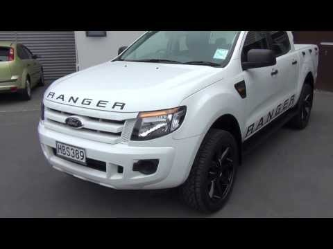 Ford Ranger XL SVP-2013 - Ford Video Reviews   THF Christchurch