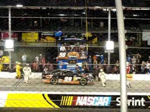 2013 Bojangles' Southern 500 (My VERY Amatuer Footage)
