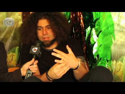 Coachella Artist Spotlight: Coheed and Cambria Video Q&A