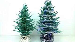 Голубая ель. Урок 1 - Материалы и инструменты / Blue spruce. Lesson 1 - Tools & supplies