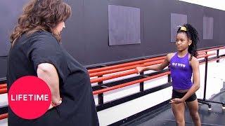 Dance Moms: Nicaya Auditions for the ALDC (Season 2 Flashback)   Lifetime