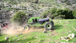 חילוץ טורבו Israel off road action