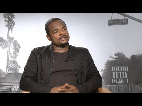 """Director F. Gary Gray Talks What The Cast Went Through For The """"Straight Outta Compton"""" Film"""