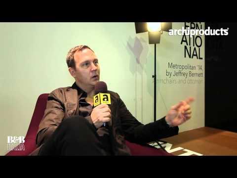 B&B ITALIA | Jeffrey Bernett - Fuorisalone 2014