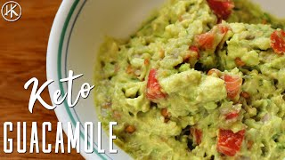 Keto Guacamole | Is Guacamole Keto Friendly ? | Keto Recipe | Headbanger's Kitchen