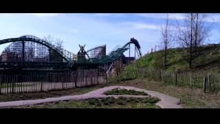Booster Bike - Toverland 2017 HD