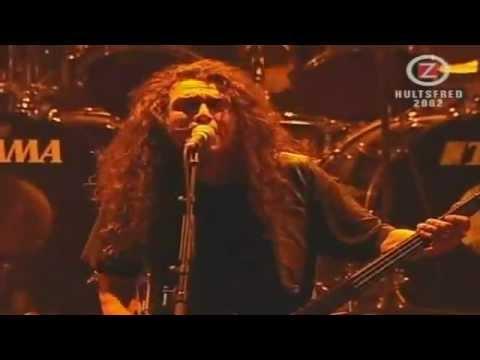 Slayer - Hultsfred Festival
