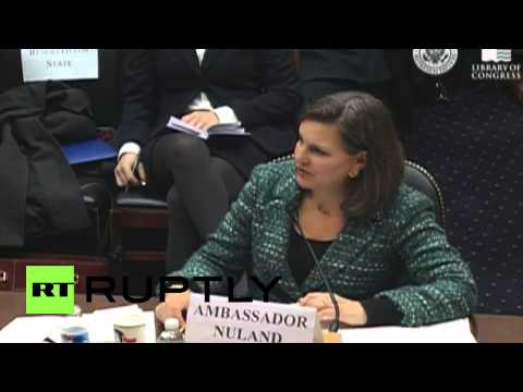 USA: Victoria Nuland claims 'Russian invasion of Ukraine,' provides no proof