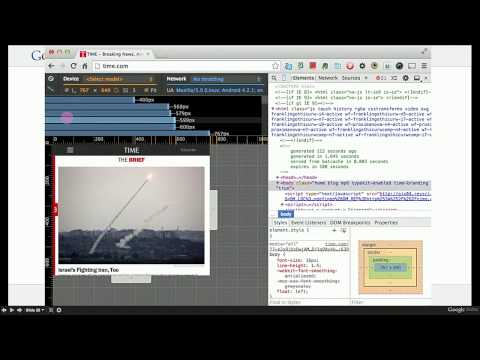 Advanced Debugging Techniques with Chrome - @Scale 2014 - Web