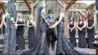 OUR WEDDING VIDEO | LESBIAN WEDDING | LGBT