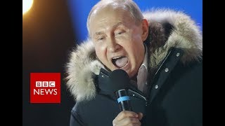 Vladimir Putin: 8 Facts to know about the Russian President - BBC News