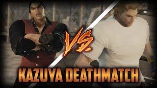 TEKKEN 7 | Kazuya vs. Steve Ranked Deathmatch!
