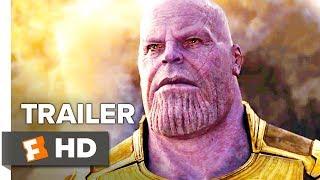 Avengers Infinity War Trailer 1 2018  Movieclips T