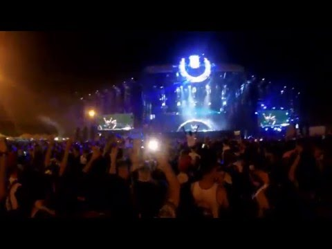 Ultra Music Festival South Africa 2016