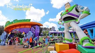 Disney World! All Four Parks in a day, with More Mickey's Halloween!