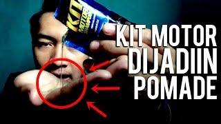 KIT MOTOR DIJADIIN POMADE - Emergency Pomade #16 (JANGAN DITIRU)
